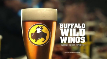 Buffalo Wild Wings TV Spot, 'Karate' Featuring Steve Rannazzisi - Thumbnail 9