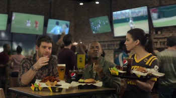Buffalo Wild Wings TV Spot, 'Karate' Featuring Steve Rannazzisi - Thumbnail 2