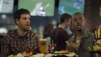 Buffalo Wild Wings TV Spot, 'Karate' Featuring Steve Rannazzisi - Thumbnail 5