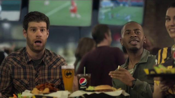 Buffalo Wild Wings TV Spot, 'Karate' Featuring Steve Rannazzisi - Thumbnail 6