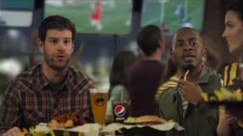 Buffalo Wild Wings TV Spot, 'Karate' Featuring Steve Rannazzisi - Thumbnail 7