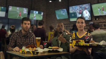 Buffalo Wild Wings TV Spot, \'Karate\' Featuring Steve Rannazzisi