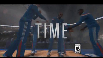 NBA 2K15 TV Spot, 'Your Time' - Thumbnail 2