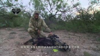 Americana Outdoors TV Spot, 'Deer, Turkey and More' - 12 commercial airings