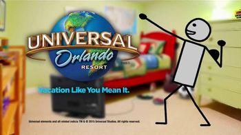 Universal Orlando Resort TV Spot, 'Adult Swim' - 12 commercial airings