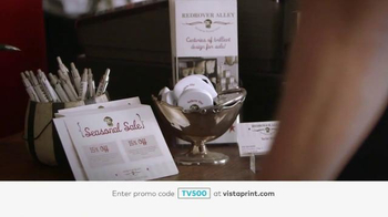 Vistaprint TV Spot, 'Rachel Miller, Owner of RedRover Valley' - Thumbnail 2