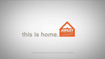 Ashley Lowestest Prices of the Season Sale TV Spot, 'Never a Better Time' - Thumbnail 8