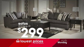 Ashley Lowestest Prices of the Season Sale TV Spot, 'Never a Better Time' - Thumbnail 4