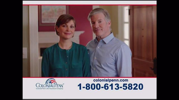 Colonial Penn TV Spot, 'A Company Who Can Help' Featuring Alex Trebek - Thumbnail 6