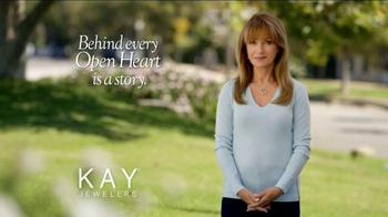 Kay Jewelers Open Hearts Rhythm TV Spot, 'Amazing' Feat. Jane Seymour - Thumbnail 1
