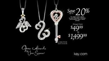 Kay Jewelers Open Hearts Rhythm TV Spot, 'Amazing' Feat. Jane Seymour - Thumbnail 8