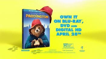 Paddington Blu-ray TV Spot