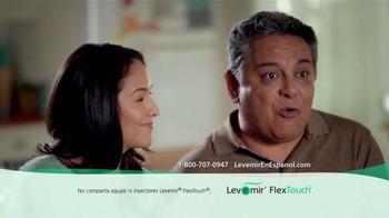 Levemir FlexTouch TV Spot, 'Que No Pase de Hoy' [Spanish] - Thumbnail 3