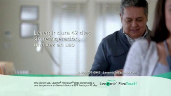 Levemir FlexTouch TV Spot, 'Que No Pase de Hoy' [Spanish] - Thumbnail 5
