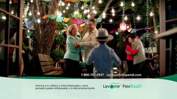 Levemir FlexTouch TV Spot, 'Que No Pase de Hoy' [Spanish] - Thumbnail 9