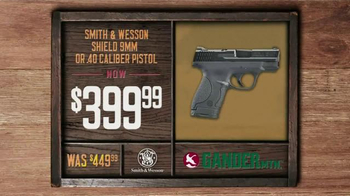 Gander Mountain Firearms Red Tag Event TV Spot, 'Save on Firearms and Ammo' - Thumbnail 5