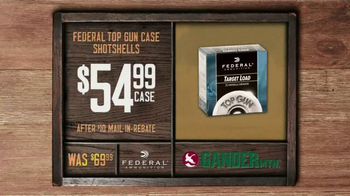 Gander Mountain Firearms Red Tag Event TV Spot, 'Save on Firearms and Ammo' - Thumbnail 6
