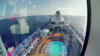 Royal Caribbean Cruise Lines TV Spot, 'Anthem of the Seas' Song by Queen - Thumbnail 3