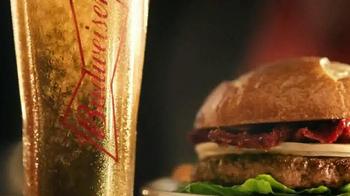 Budweiser TV Spot, 'Buds & Burgers' Song by DJ Sliink - Thumbnail 3