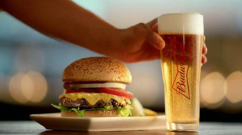 Budweiser TV Spot, 'Buds & Burgers' Song by DJ Sliink