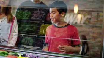 Subway TV Spot, 'Your Superpower is Choice' - 664 commercial airings