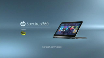 Microsoft HP Spectre x360 TV Spot, 'What You've Been Waiting For' - Thumbnail 10