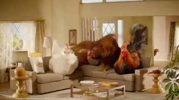 Burger King Chicken Fries TV Spot, 'Pregnant' - Thumbnail 6