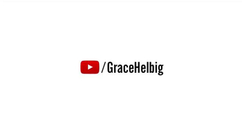 YouTube TV Spot, 'You Redefine Grace' Featuring Grace Helbig - Thumbnail 1