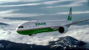 EVA Air TV Spot, 'Taipei'