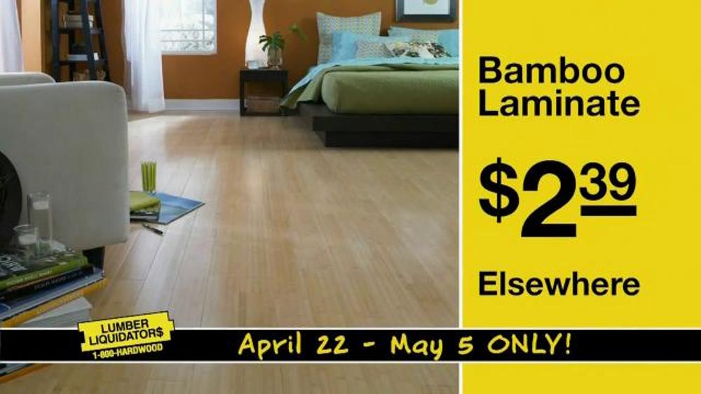 Lumber Liquidators Tv Commercial Lowered Prices Ispot Tv