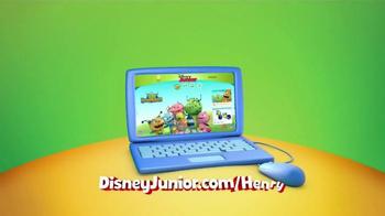 DisneyJunior.com TV Spot, 'Henry Hugglemonster' - Thumbnail 10