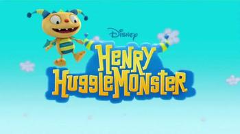 DisneyJunior.com TV Spot, 'Henry Hugglemonster' - Thumbnail 2