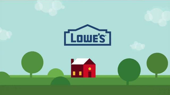 Lowe's Labor Day Savings TV Spot, 'Paint and Resurfacers' - Thumbnail 1