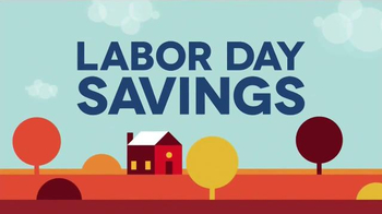 Lowe's Labor Day Savings TV Spot, 'Paint and Resurfacers' - Thumbnail 2