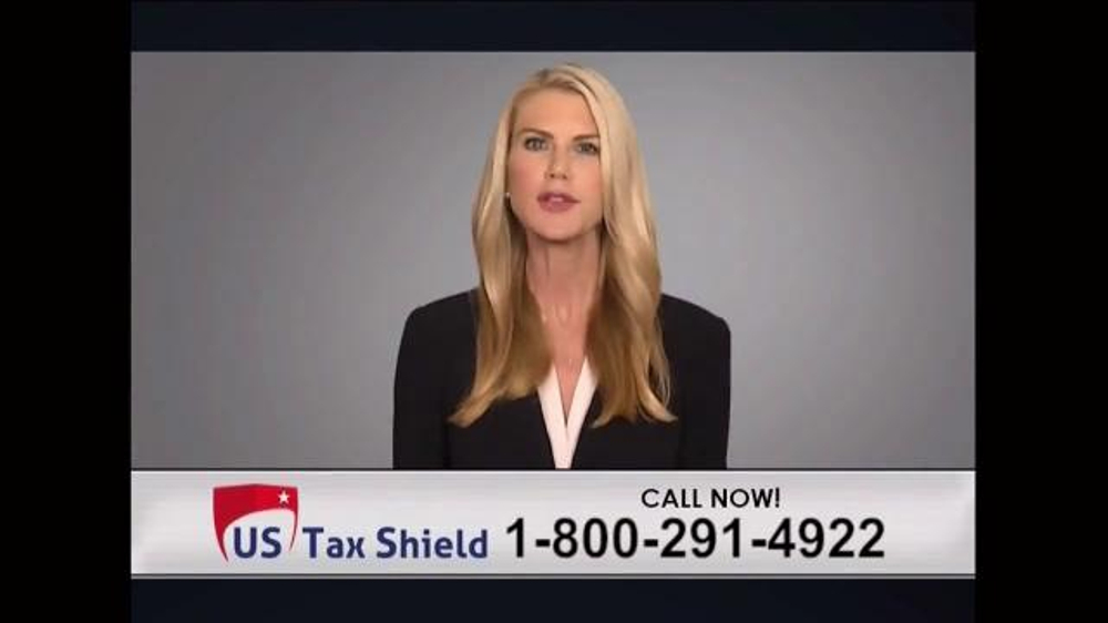 US Tax Shield TV Commercial, 'We're on Your Side'