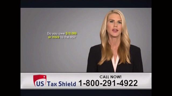 US Tax Shield TV Spot, 'We're on Your Side' - Thumbnail 1