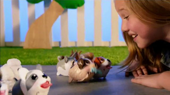 Chubby Puppies TV Spot, 'Disney Channel: Playful and Silly' - 134 commercial airings