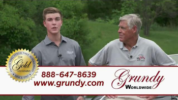 Grundy Worldwide TV Spot, 'Most Important' - 125 commercial airings