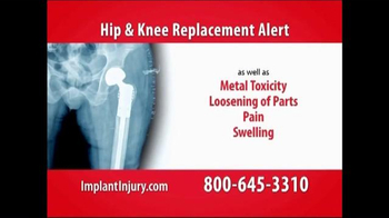 Gold Shield Group TV Spot, 'Hip & Knee Replacement Alert' - Thumbnail 5