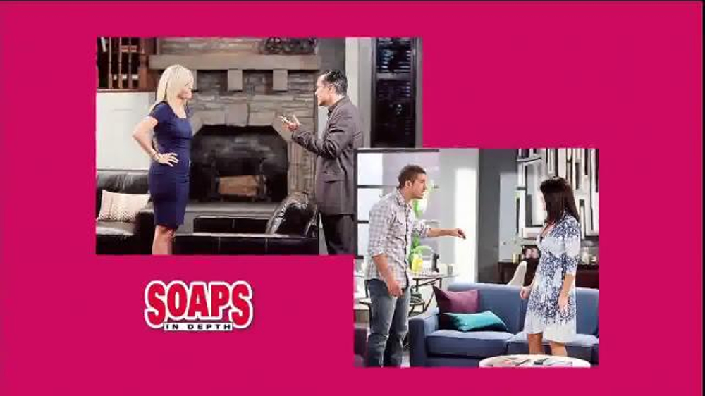 ABC Soaps In Depth TV Commercial, 'General Hospital: The Big Jason Bombshell'
