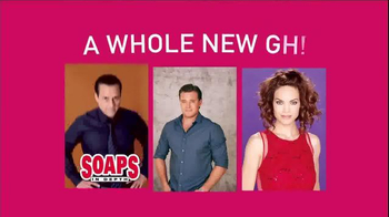 ABC Soaps In Depth TV Spot, 'General Hospital: The Big Jason Bombshell' - Thumbnail 5