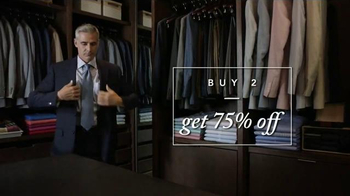 JoS. A. Bank TV Spot, 'All Suits on Sale' - Thumbnail 2