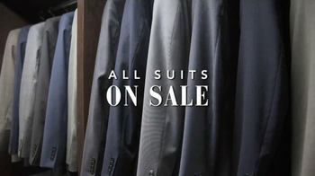 JoS. A. Bank TV Spot, 'All Suits on Sale' - Thumbnail 3