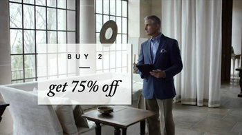 JoS. A. Bank TV Spot, 'All Suits on Sale' - Thumbnail 5
