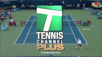 Tennis Channel Plus TV Spot, 'The Action is Hot' - Thumbnail 1
