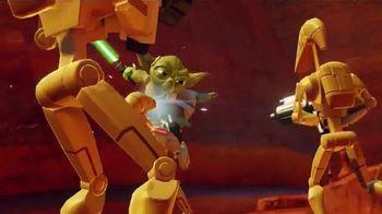 Disney Infinity 3.0 Star Wars TV Spot, 'Imagination' - 83 commercial airings