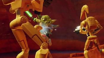 Disney Infinity 3.0 Star Wars TV Spot, 'Imagination' - Thumbnail 2