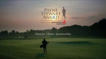 Southern Company TV Spot, 'Payne Stewart Award: Game of Character' - Thumbnail 7