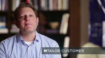 MTailor App TV Spot, 'Five Minutes' - Thumbnail 2
