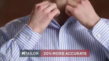 MTailor App TV Spot, 'Five Minutes' - Thumbnail 4